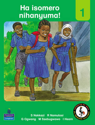 Runyoro-rutoro for Uganda Primary 2 Readers Pack by Sarah Nakkazi, Rebecca Namutosi, George Ogwang, Margaret Ssebugwawo