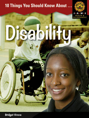 10 Things You Should Know About ,... Disability in Africa by Bridget Krone