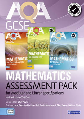 AQA GCSE Mathematics Assessment Pack For Modular and Linear Specifications by Lynn Bryd, Jackie Fairchild, David Mantovani
