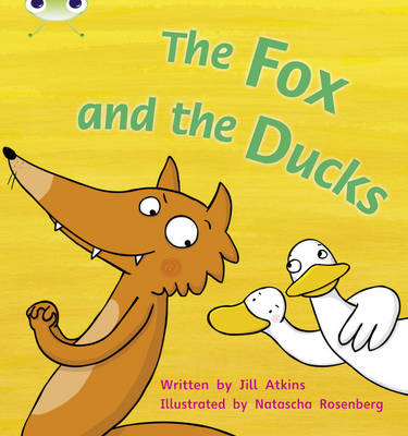 The Fox and the Ducks by Jill Atkins