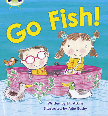 Go Fish! by Jill Atkins