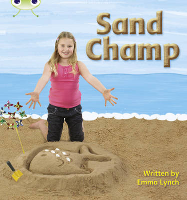 Sand Champ Non-Fiction by Emma Lynch