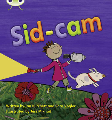 Sid-Cam by Jan Burchett, Sara Vogler