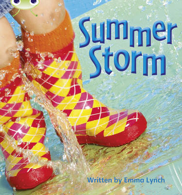Summer Storm Non-Fiction by Emma Lynch