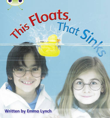 This Floats, That Sinks Non-Fiction by Emma Lynch
