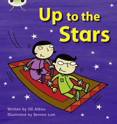 Up to the Stars by Jill Atkins