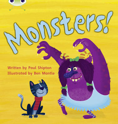 Monsters! by Paul Shipton