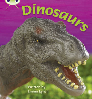 Dinosaurs Non-Fiction by Emma Lynch