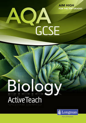 AQA GCSE Biology ActiveTeach Pack with CD-ROM by Nigel English