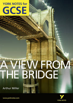 A View from the Bridge: York Notes for GCSE (Grades A*-G) by Shay Daly