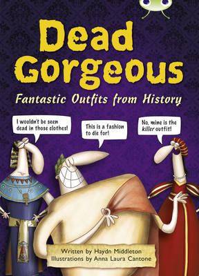 Dead Gorgeous NF Brown B/3b Fantastic Outfits from History by Haydn Middleton
