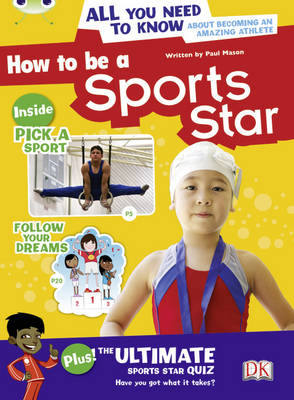 How to be a Sports Star NF Brown A/3C by Paul Mason