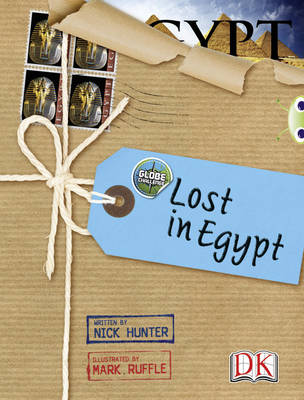 BC NF Brown A/3C Globe Challenge: Lost in Egypt by Nick Hunter