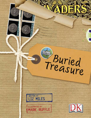 Globe Challenge: Buried Treasure NF Grey A/3a by Liz Miles