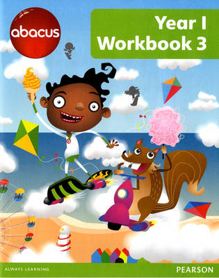 Abacus Year 1 Workbook 3 by Ruth, BA, MED Merttens