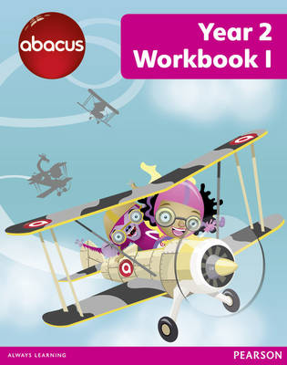 Abacus Year 2 Workbook 1 by Ruth, BA, MED Merttens
