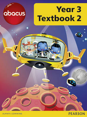 Abacus Year 3 Textbook 2 by Ruth, BA, MED Merttens