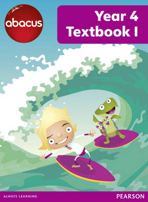 Abacus Year 4 Textbook 1 by Ruth, BA, MED Merttens