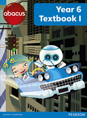 Abacus Year 6 Textbook 1 by Ruth, BA, MED Merttens