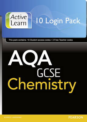 AQA GCSE Chemisty: ActiveLearn 10 User by Keith Hirst