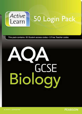 AQA GCSE Biology: ActiveLearn 50 User by Keith Hirst