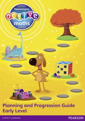 Heinemann Active Maths - Early Level - Planning and Progression Guide HAM EL PPG by Lynda Keith, Fran Mosley