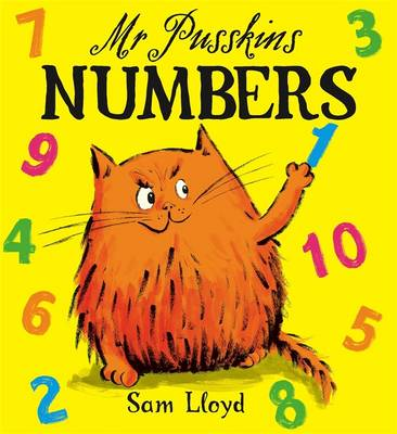 Mr.Pusskins Numbers by Sam Lloyd