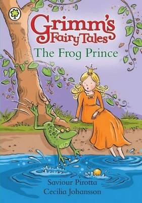 The Frog Prince by Saviour Pirotta