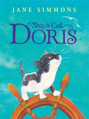 Ship's Cat Doris by Jane Simmons