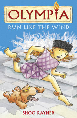 Run Like the Wind by Shoo Rayner