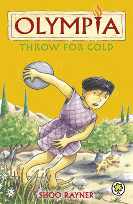 Throw for Gold by Shoo Rayner