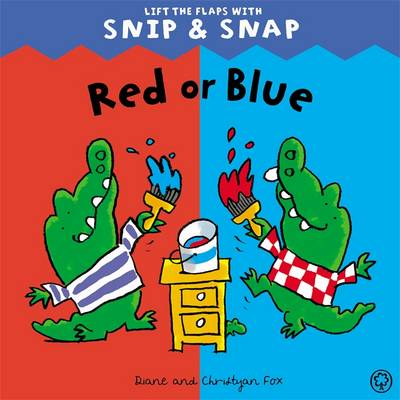 Red or Blue by Diane Fox