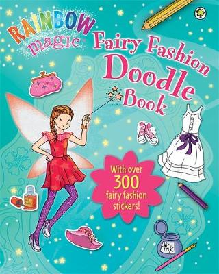 Fairy Fashion Doodle Book by Daisy Meadows