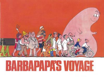 Barbapapa's Voyage by Annette Tison, Talus Taylor