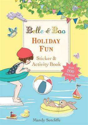 Holiday Fun Sticker & Activity Book by Mandy Sutcliffe