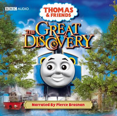 Thomas and Friends: The Great Discovery by Pierce Brosnan