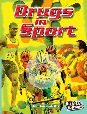 Drugs in Sport Fast Lane Turquoise Non-Fiction by Nicholas Brasch