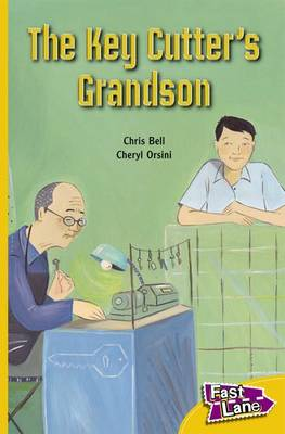 Keycutter's Grandson Fast Lane Gold Fiction by Chris Bell