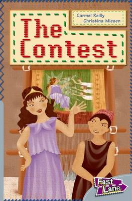 The Contest Fast Lane Silver Fiction by Carmel Reilly