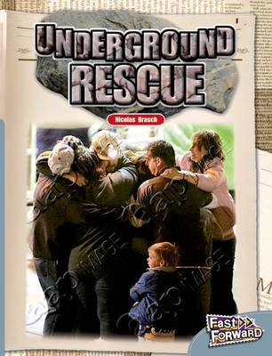 Underground Rescue Fast Lane Silver Non-Fiction by Nicholas Brasch