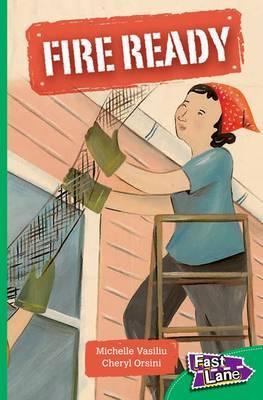 Fire Ready Fast Lane Emerald Fiction by Michelle Vasiliu