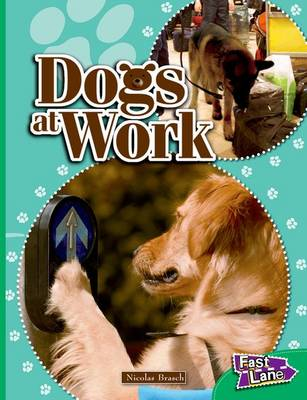 Dogs at Work Fast Lane Emerald Non-Fiction by Nicholas Brasch