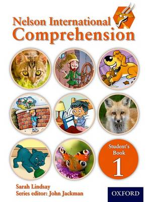 Nelson Comprehension International Student's Book 1 Egypt Version by Wendy Wren