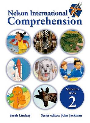 Nelson Comprehension International Student's Book 2 Egypt Version by Wendy Wren