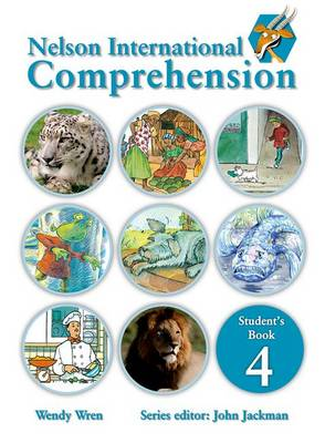 Nelson Comprehension International Student's Book 4 Egypt Version by Wendy Wren