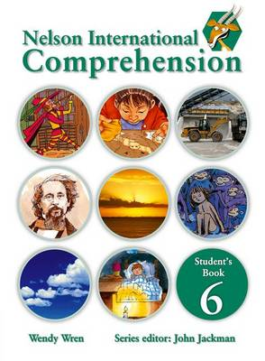 Nelson Comprehension International Student's Book 6 Egypt Version by Wendy Wren