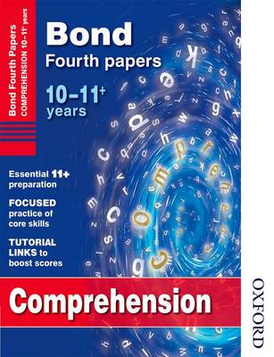 Bond Comprehension Fourth Papers 10-11+ Years by Michellejoy Hughes