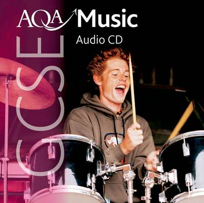 AQA Music GCSE Audio CD by
