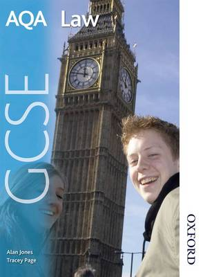 AQA Law GCSE Student's Book by Alan Jones, Tracey Page