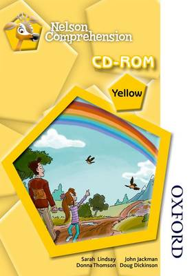 Nelson Comprehension CD-ROM Yellow by Sarah Lindsay